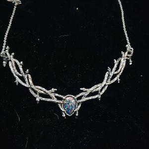 Shop Dixi beautiful thorn necklace .